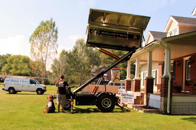 cecil county roofing contractor equipter