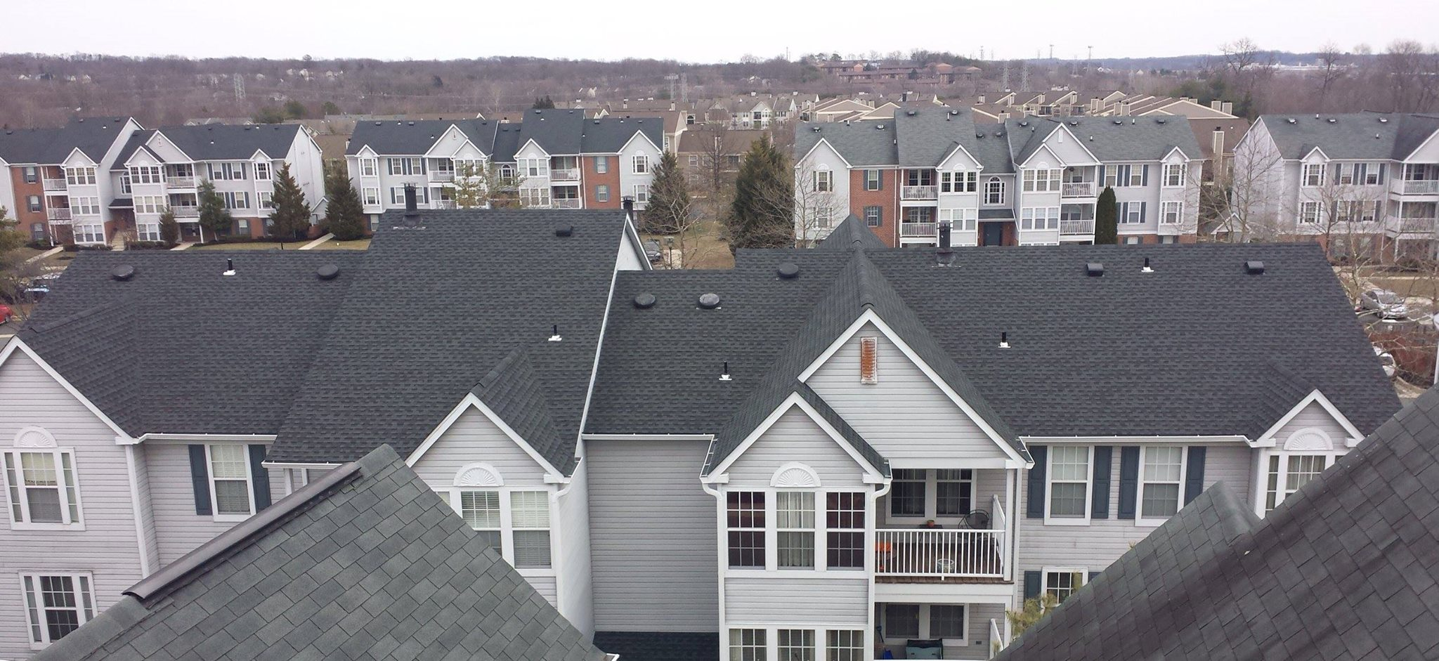 New Condo Roof